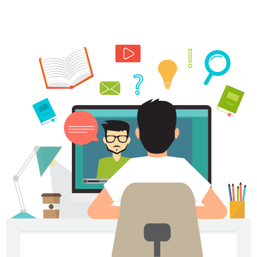 Online-Nachhilfe von eazy learning